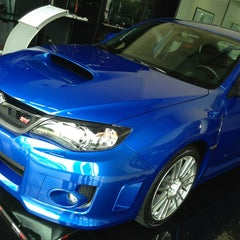 Photo taken at Motor Image Philippines [Subaru] by Rhae S. on 7/29/2013