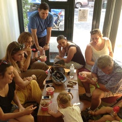 Photo taken at 16 Handles by J Crowley on 7/14/2013
