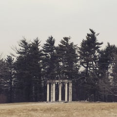 Photo taken at Princeton Battlefield State Park by Nathan W. on 1/22/2015