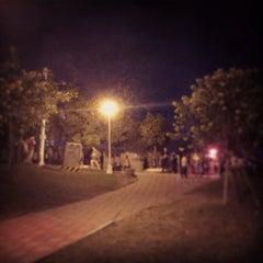 Photo taken at 圓滿戶外劇場 Fulfillment Amphitheatre by Vicky C. on 10/19/2013