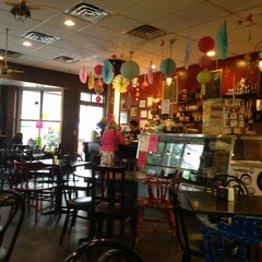 Photo taken at Fedora Cafe by Alexandra S. on 5/7/2014