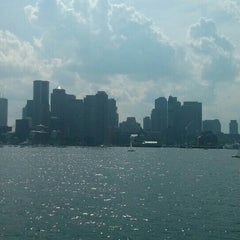 Photo taken at Odyssey Cruises by Michael L. on 7/28/2015