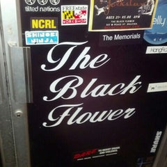 Photo taken at Black Flower by Nyce D. on 9/29/2012