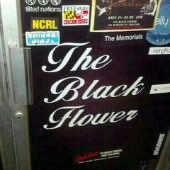 Photo taken at Black Flower by Nyce D. on 11/5/2012