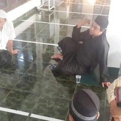 Photo taken at Masjid Baitul Jihad, Kemang Pratama 2 by M harun A. on 8/15/2014