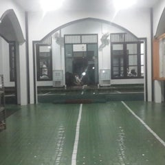 Photo taken at Masjid Baitul Jihad, Kemang Pratama 2 by M harun A. on 10/8/2014