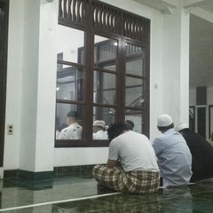 Photo taken at Masjid Baitul Jihad, Kemang Pratama 2 by M harun A. on 8/3/2013
