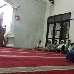 Photo taken at Masjid Baitul Jihad, Kemang Pratama 2 by M harun A. on 7/4/2014