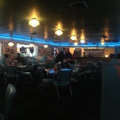 Photo taken at Rockabilly's Diner by Luc M. on 1/3/2013