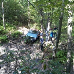 Photo taken at Rausch Creek Off Road Park by Trever L. on 9/22/2014