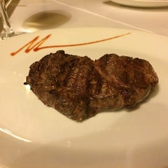Photo taken at Tehuelche Grill Argentino by Andris Z. on 2/10/2014