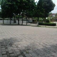 Photo taken at Fakultas Bisnis Telekomunikasi dan Media by Gia R. on 10/9/2012