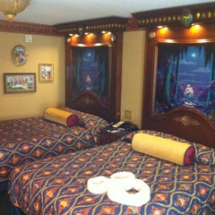 Photo taken at Disney's Port Orleans Riverside Resort by Vincent B. on 5/2/2013
