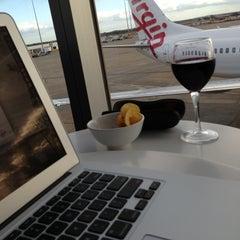 Photo taken at Virgin Australia Lounge by Col D. on 6/7/2013