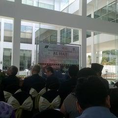 Photo taken at Muzium Kesenian Islam by Afiq Z. on 8/20/2013