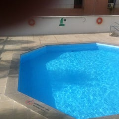 Photo taken at Holiday Inn Sao Luis by Marcelo P. on 11/9/2012