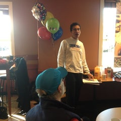 Photo taken at Panera Bread by Kevin B. on 10/27/2012