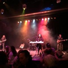 Photo taken at Judy's Velvet Lounge by Pat T. on 1/17/2015