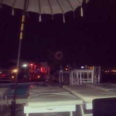 Photo taken at La Jacaranda Lounge Ibiza by Silvia M. on 8/27/2014