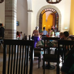 Photo taken at Restaurante La Huerta Café by Lizbeth P. on 8/9/2013
