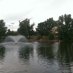 Photo taken at Ft Lowell Park by Michael W. on 5/9/2014
