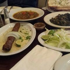 Photo taken at Chutney Restaurant by Vitor S. on 5/29/2014