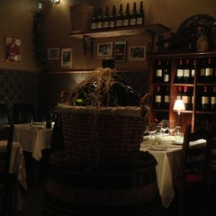 Photo taken at In Vino Veritas by Olesja R. on 2/7/2014