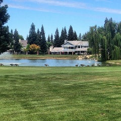Photo taken at Valley Hi Country Club by Dave S. on 8/13/2014