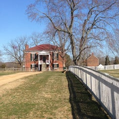 Photo taken at Appomattox Court House National Historical Park by marfdrat on 3/14/2013