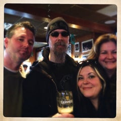 Photo taken at Eire Pub by Forrest F. on 3/16/2014
