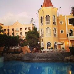 Photo taken at Gran Hotel Bahía del Duque Resort by Павел К. on 10/2/2013