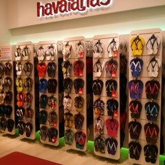 Photo taken at Havaianas by GG on 4/27/2013