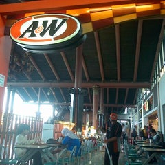 Photo taken at A&W by Rafie A. on 8/26/2013