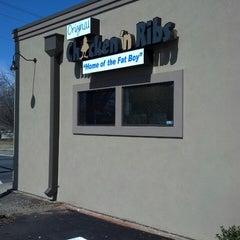 Photo taken at Original Chicken & Ribs by Greg C. on 3/14/2013