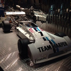 Photo taken at 大賽車博物館 / Museu do Grande Prémio / Grand Prix Museum by Terr V. on 10/2/2015
