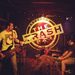 Photo taken at Trash Bar by Andre R. on 4/27/2013