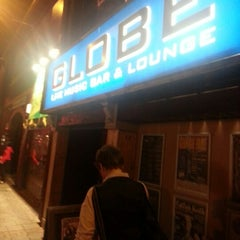 Photo taken at The Globe by Matthew P. on 11/6/2012