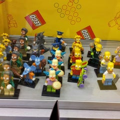 Photo taken at Lego Store by Cristian E. on 12/17/2014