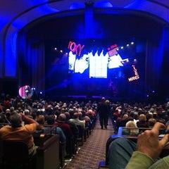 Photo taken at IU Auditorium by Tj L. on 12/2/2012