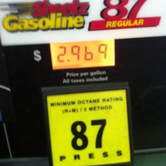 Photo taken at Sheetz by Bobby C. on 12/16/2012