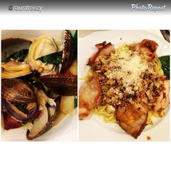Photo taken at Assaggio Ristorante Italiano by @AteOhAtePlates on 10/3/2014