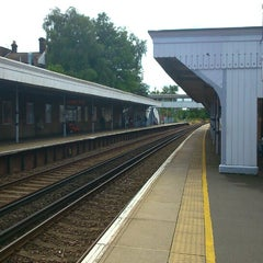 Photo taken at Penge East Railway Station (PNE) by Jozsef V. on 8/9/2013