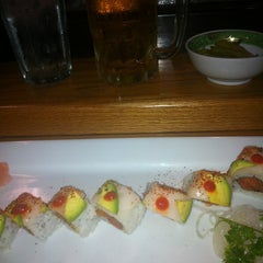 Photo taken at Izziban Sushi by Tony C. on 7/22/2013