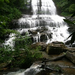 Photo taken at Pearson's Falls by Jason F. on 7/13/2013