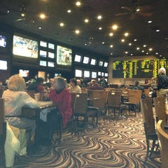 Photo taken at Rio Casino Sports Book by Roselle D. on 2/9/2014