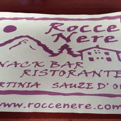 Photo taken at Rocce Nere by Alessandro O. on 4/19/2014
