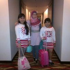Photo taken at Grand Zuri Hotel by yuliamy m. on 1/17/2015