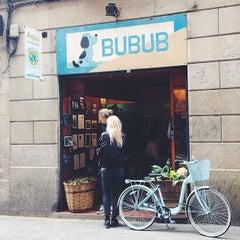 Photo taken at Bubub by Maria S. on 3/6/2014