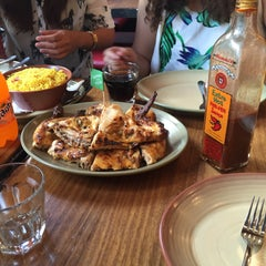 Photo taken at Nando's by Lynly P. on 2/8/2015