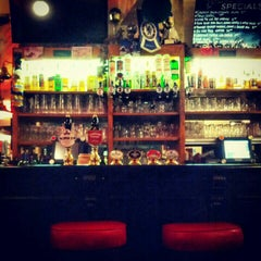 Photo taken at The Cow by Omid A. on 12/31/2012